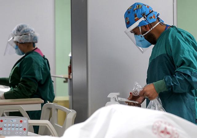 Türkiye'de corona virüsten son 24 saatte 80 can kaybı, 7 bin 857 yeni vaka 20 Şubat 2021