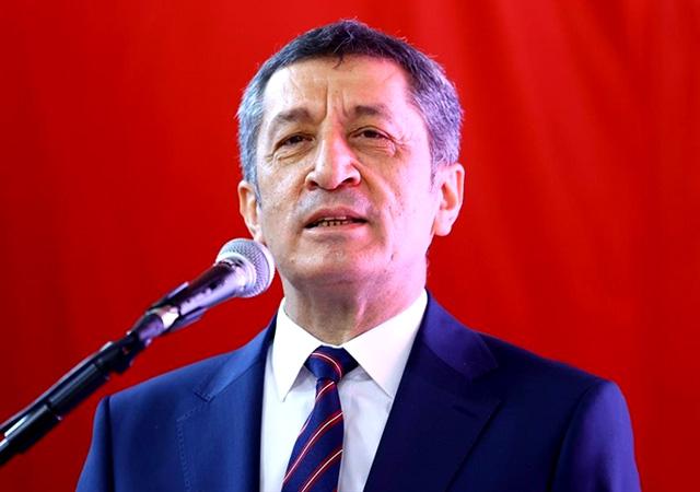 Bakan Selçuk'tan yüksek riskli şehirler için yüz yüze eğitim açıklaması