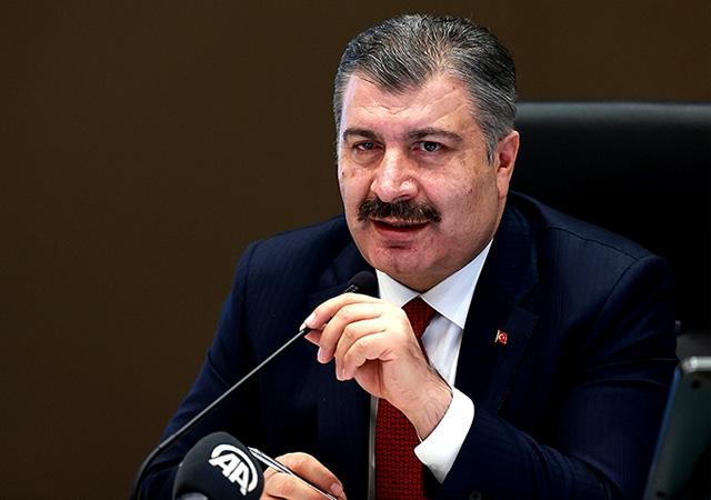 Sağlık Bakanı Koca: Yerinde karar dönemine geçiyoruz