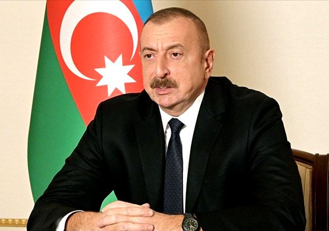 Aliyev: Hocalı'nın intikamını aldık