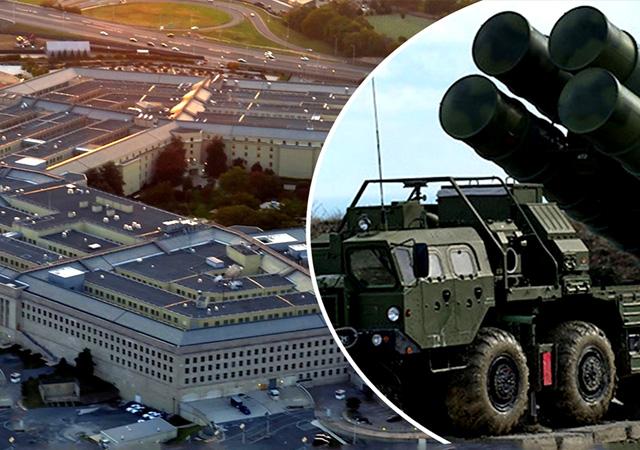 Pentagon'dan Türkiye'ye S-400 mesajı: Daha büyük tehlike oluşturuyor