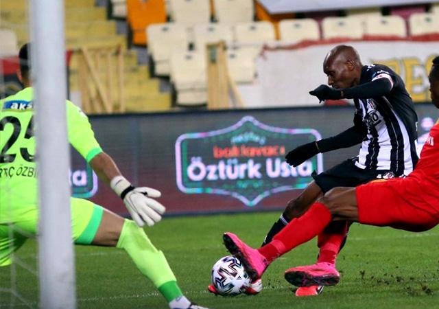 Beşiktaş Atiba ile güldü! 1-0