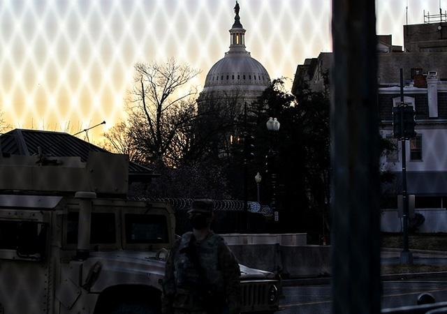 ABD'de alarm verildi! Kongre binasına 'baskın' tehdidi