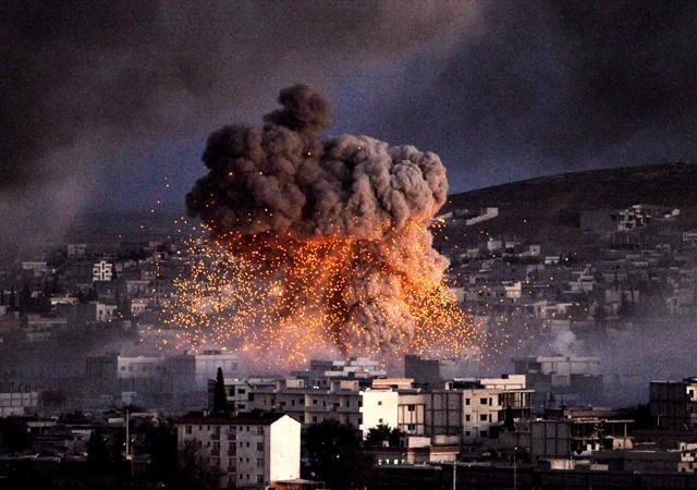 Suriye'deki savaşın maliyeti açıklandı: 1,2 trilyon dolardan fazla