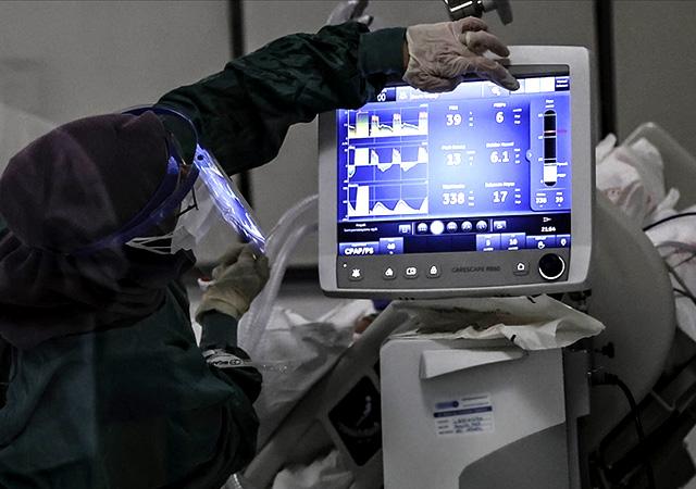Türkiye'de corona virüsten son 24 saatte 62 can kaybı, 11 bin 302 yeni vaka 5 Mart 2021