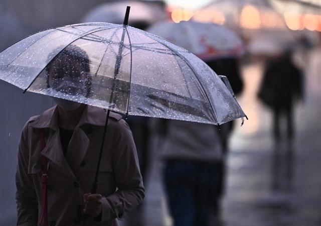 Meteoroloji'den Türkiye geneli için yağış uyarısı