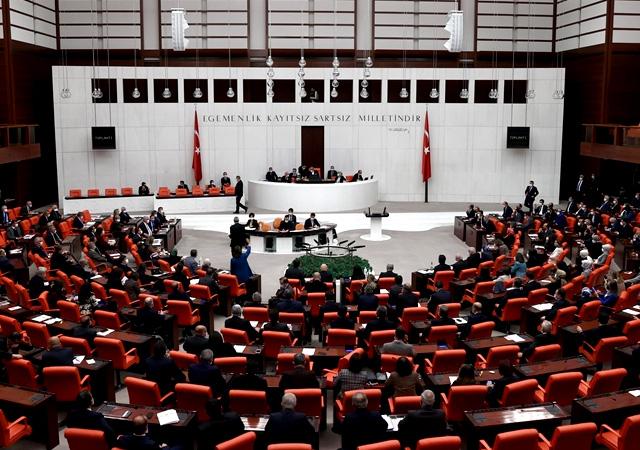 Ekonomi reform paketi Meclis'te