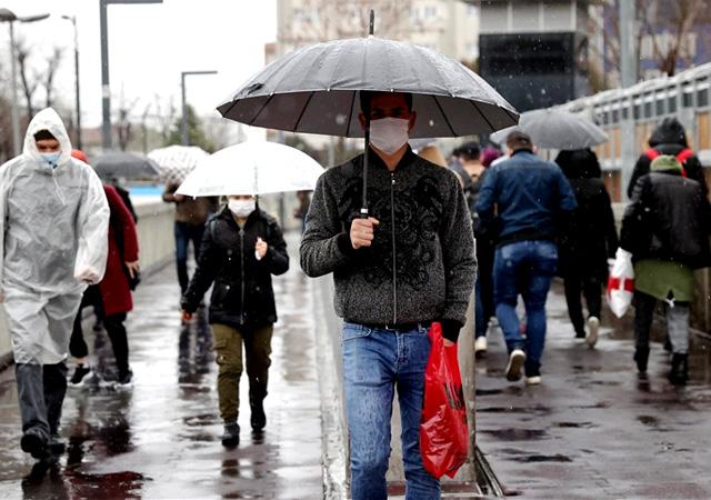 Türkiye'de corona virüsten son 24 saatte 193 can kaybı, 42 bin 551 yeni vaka 5 Nisan 2021