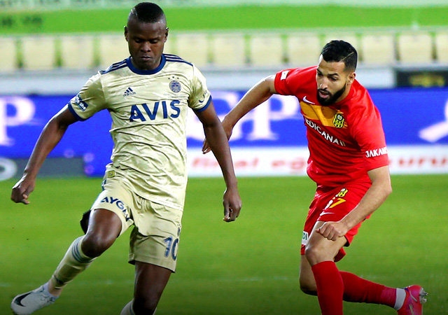 Malatya'dan Fenerbahçe'ye çelme! 1-1