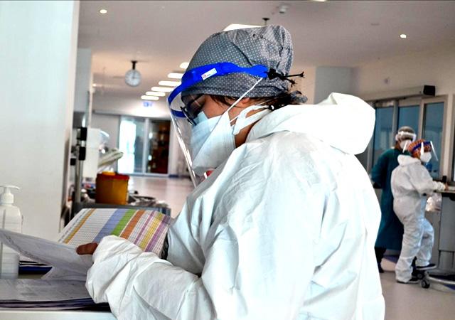 Türkiye'de corona virüsten son 24 saatte 258 can kaybı, 55 bin 941 yeni vaka 8 Nisan 2021