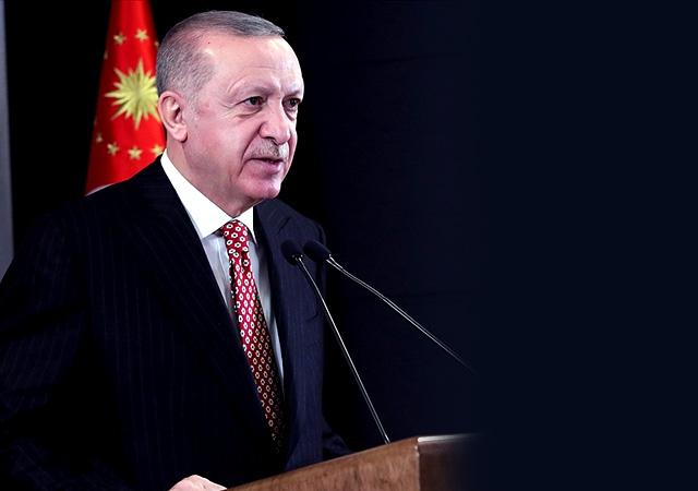 Erdoğan: Hizmet üstüne hizmet yapacağız