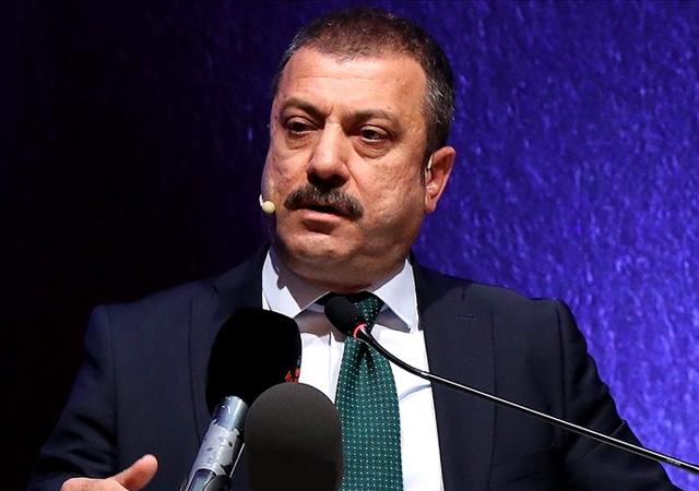 Merkez Bankası Başkanı, Türkiye'nin altın ve döviz rezervini açıkladı