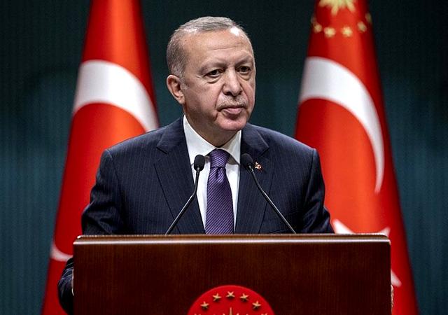 Erdoğan'dan Biden'a 'soykırım' tepkisi