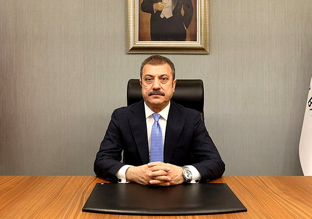 Merkez Bankası Başkanı Şahap Kavcıoğlu enflasyon tahminini açıkladı
