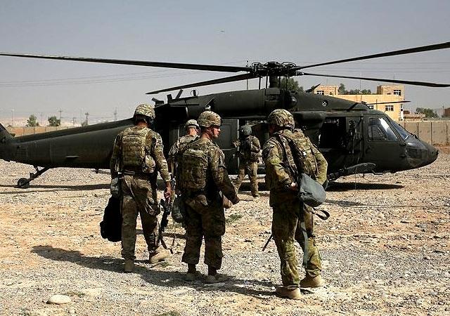 ABD ve NATO askerleri Afganistan'dan çekiliyor