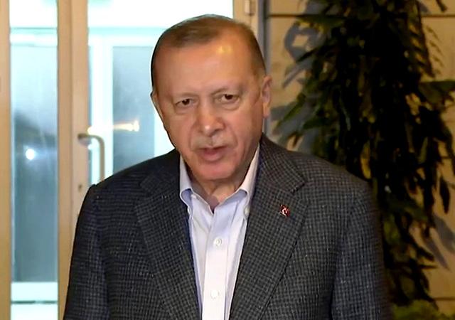 Erdoğan'dan 1 Mayıs mesajı: İşçinin o kutsal alın terini sömürmek isteyenler...