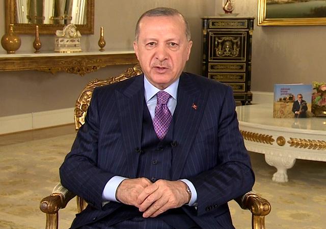 Erdoğan: Bayram sonrasında normalleşme adımlarını atıyoruz
