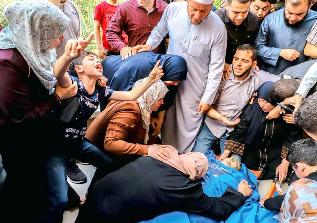 İsrail'in Gazze'ye saldırıları sürüyor: Şehit sayısı 43'e yükseldi