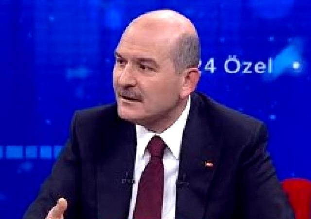 Bakan Soylu'dan Sedat Peker'e yanıt: Fare gibi kaçma kalleş müptezel!