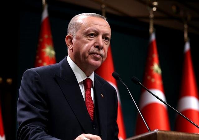 Erdoğan'dan Filistin için telefon diplomasisi