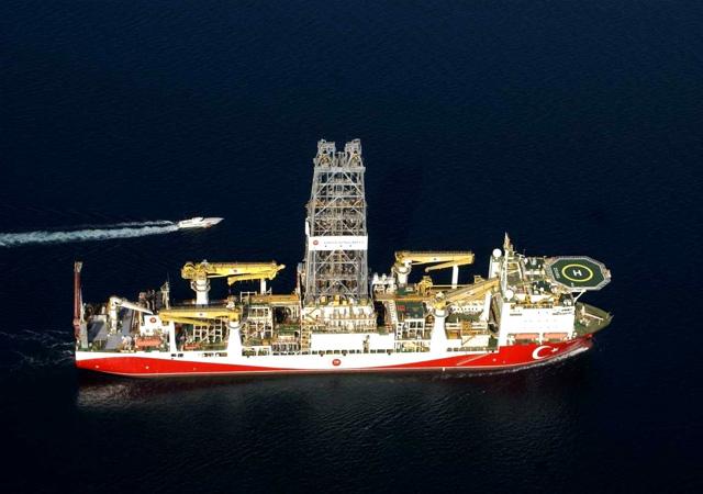 540 milyar metreküp doğalgaz Türkiye'ye kaç yıl yeter?