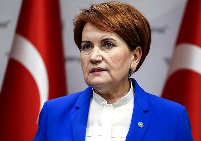 Akşener: Ortak aday çıkaralım ama HDP olmasın