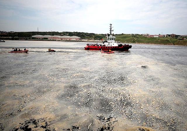 Marmara'da büyük temizlik başladı