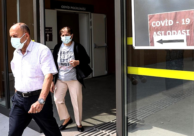Türkiye'de corona virüsten son 24 saatte 86 can kaybı, 6 bin 609 yeni vaka 8 haziran 2021