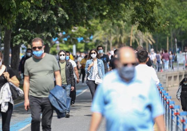 Türkiye'de corona virüsten son 24 saatte 87 can kaybı, 6 bin 454 yeni vaka 9 haziran 2021