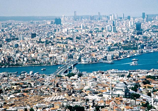 Fiyatlar tavan yaptı! İstanbul'un 2 ilçesinde boş arsa kalmadı
