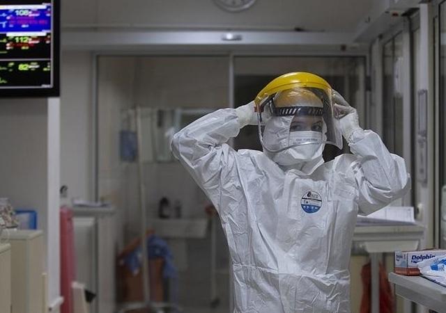 Türkiye'de corona virüsten son 24 saatte 75 can kaybı, 6 bin 76 yeni vaka 12 haziran 2021