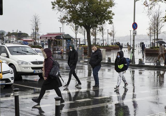Meteoroloji uyardı! Ankara, İstanbul ve İzmir'de listede…