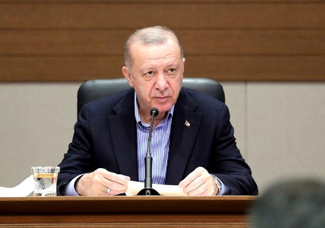 Erdoğan, Afrin'deki kalleş saldırıyı kınadı: Döktükleri her damla kanın hesabını soracağı