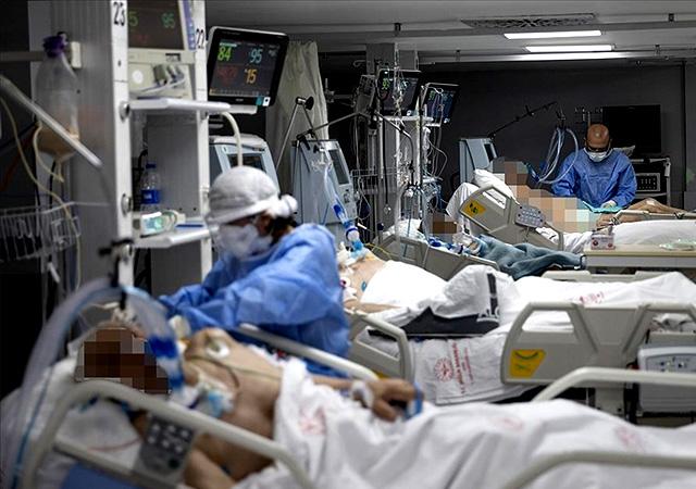 Türkiye'de corona virüsten son 24 saatte 53 can kaybı, 5 bin 12 yeni vaka 13 haziran 2021