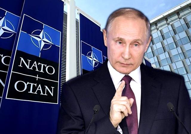 Putin'i çıldırtacak karar: Ukrayna NATO'ya katılıyor
