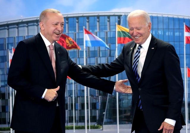 Biden'den Erdoğan görüşmesi yorumu: İyi şeyler hissediyorum