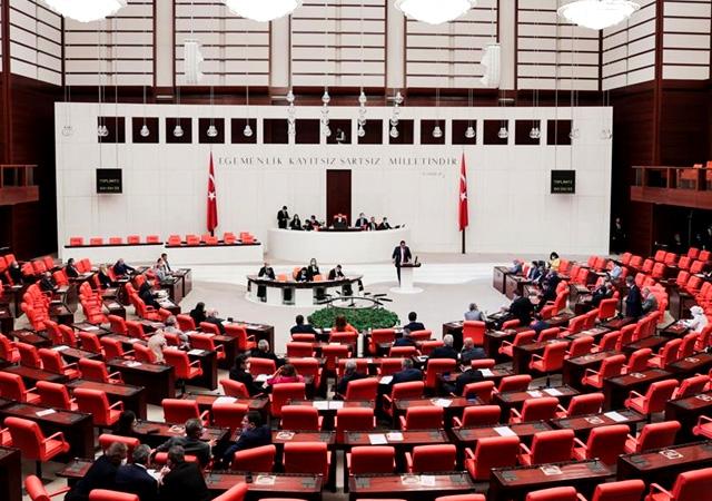 4. Yargı Paketi Meclis'ten geçti