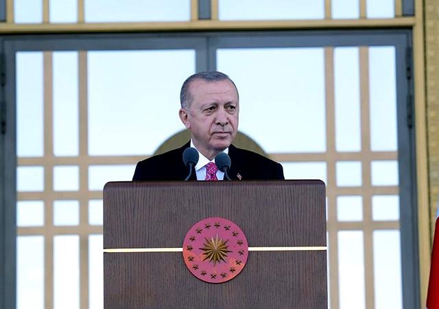 Erdoğan: Şehadete yürümek için bir an bile tereddüt etmeyecektim