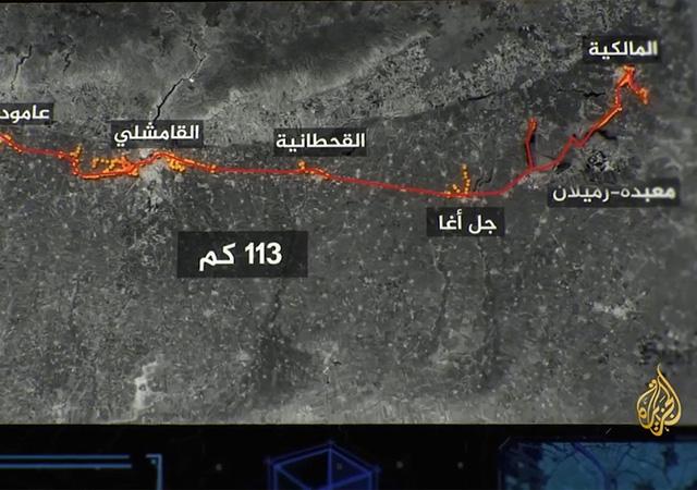 Terör örgütü YPG/PKK sınıra tünel kazıyor