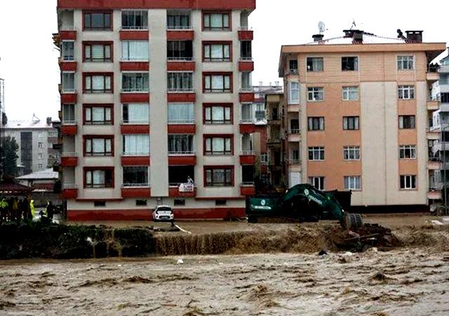 Meteoroloji'den Doğu Karadeniz için bir uyarı daha