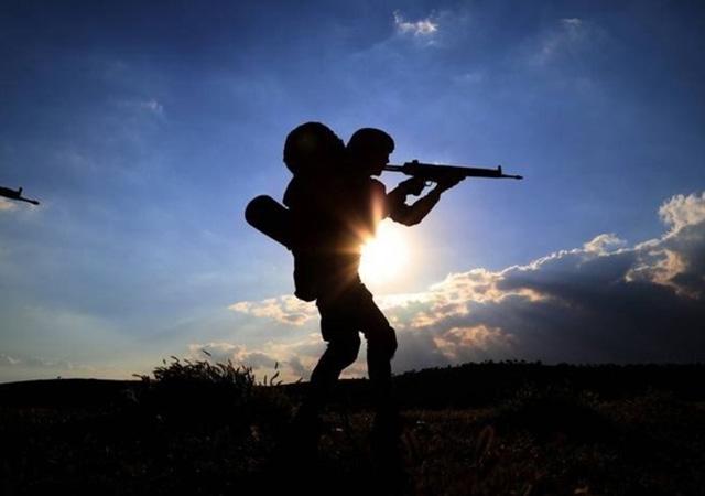 Kuzey Irak'ta hain saldırı: 1 asker şehit