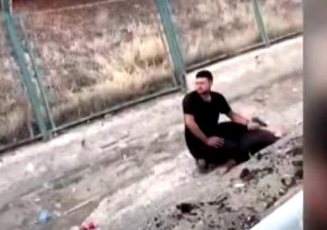 Ankara'da kışlaya kundaklama girişimi