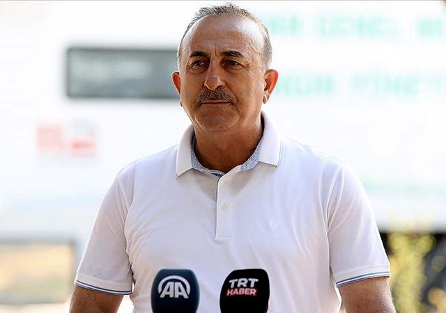 Çavuşoğlu: Fransa, Almanya ve Yunanistan yardım teklifini geri çekti