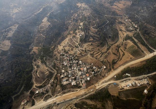 14 gündür devam ediyordu! Muğla Köyceğiz yangını kontrol altına alındı