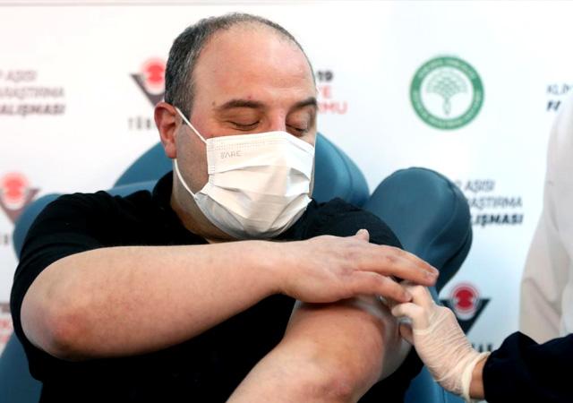 Yerli aşıda Faz 2 çalışmaları tamamlandı