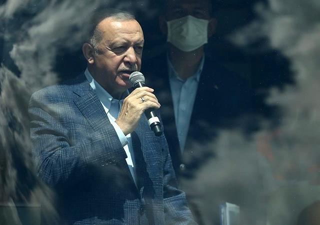 Erdoğan: Ne gerekiyorsa devlet olarak elimizden geleni süratle yapacağız