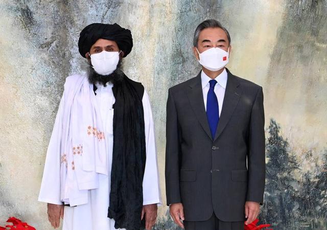 Afganistan'da Taliban'ın meşru yönetimini ilk Çin tanıyacak iddiası