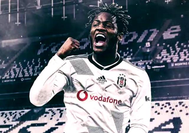 Michy Batshuayi Beşiktaş'ta!