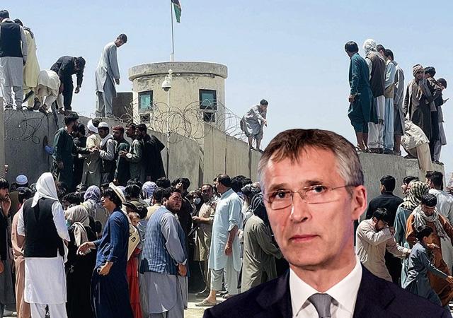 NATO'dan 'Afganistan' yorumu: Böylesine hızlı bir çöküş beklemiyorduk