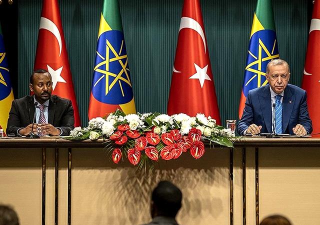 Erdoğan: FETÖ'nün Etiyopya'daki tüm okulları Türkiye'ye devredildi